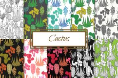 Cactus and Agave Patterns Product Image 1