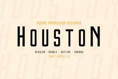 Houston Font Family Product Image 3