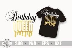 Birthday queen svg   Birthday Squad svg   Women's birthday Product Image 4