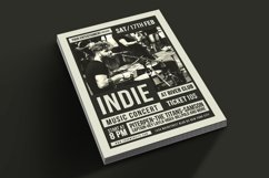Indie Music Flyer Product Image 3