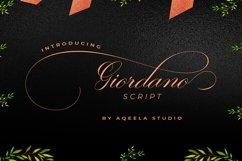 Giordano Script Product Image 1
