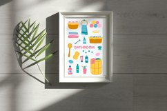 Wall art for Barhroom Sublimation Product Image 3