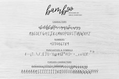 Bamboo Duo Font Product Image 2