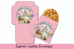 Easter Cookie Envelope Product Image 1