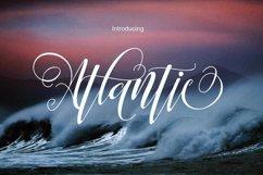 Web Font Atlantic Product Image 1