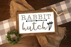 Sign Doodles - A Dingbat Font - Great For Farmhouse Signs! Product Image 6
