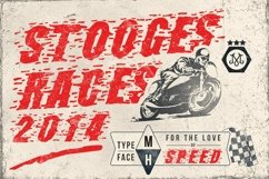 Stooges Races Product Image 1