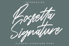 Web Font Rosetta - Handlettered Font Product Image 1