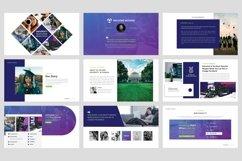 University - Education College Presentation Template Product Image 2