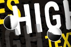 Flat Brush Font Product Image 2