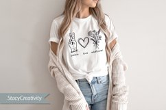 Peace Love Wildflower Product Image 2