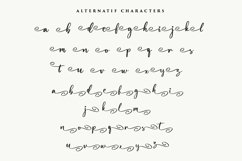 Magnolia Script Font Product Image 3