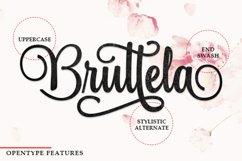 Bruttela Script Product Image 4