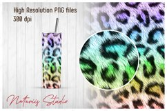 21 Realistic Leopard Patterns for 20oz SKINNY TUMBLER. Product Image 4