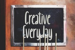 Web Font Hypermark - quirky Handlettering Font Product Image 6