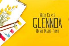 Glennda Handmade Serif Typeface Product Image 1