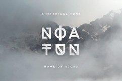 Noatun Typeface Product Image 1