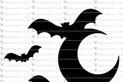 Halloween Spooky Graphic SVG Bundle Product Image 4