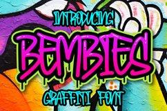 Graffiti Font Bundle Product Image 6