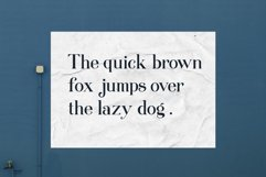 Queenstown serif font Product Image 6