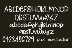 Belly Flop - A Playful Hand-Written Font Product Image 2