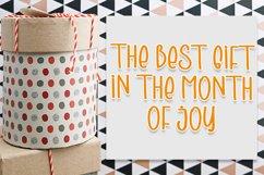 Joyful Christmas Product Image 3
