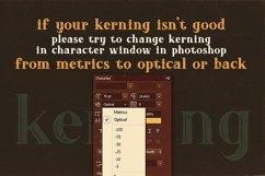 Dories - Display Font Product Image 6