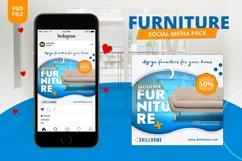 Furniture Social Media Pack Product Image 1