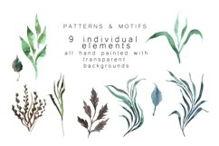 Tall herbs | patterns & motifs Product Image 2