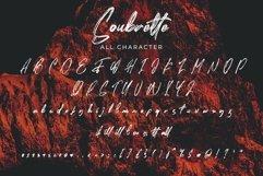 Soubrette - Textured Brush Font Product Image 8