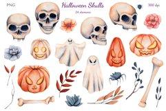 Halloween Skulls Product Image 4