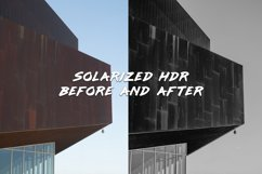 Solarized Film Lightroom Presets and Photoshop Actions Set Product Image 3