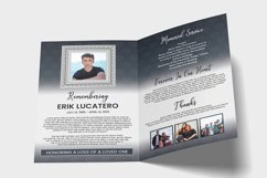 Funeral program template Product Image 4