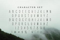 Web Font Floating Rain Product Image 4