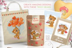 Teddy bear. Love collection.   Product Image 6