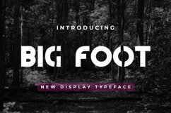 Big Foot Product Image 1