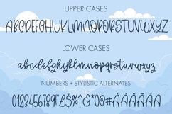 Weathering - A Monoline Script Font Product Image 3