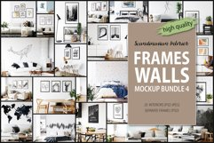 Frames & Walls Scandinavian Bundle-4 Product Image 1