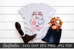 Will You Be My Gnomie SVG Valentines Day Gnomes Product Image 2