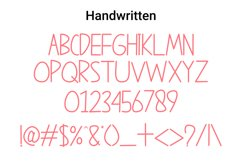 Wednesday Summer - Font Duo Product Image 6