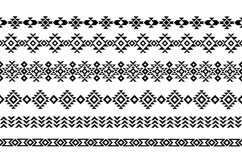 Aztec Pattern Brushes Product Image 2