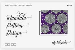 Edegisha Script Product Image 4