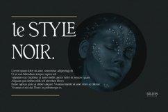 Billiers | Modern Ligature Typeface Product Image 6