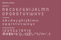 Klenik - A Slab Seriff Font Product Image 5