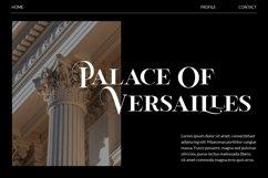 La Vieste - Elegante Serif Product Image 5