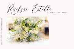 Le Vangeline - Wedding Font Product Image 5