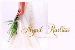 The Julayna - Wedding Font Product Image 5