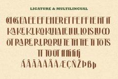 Withcher Beauty   Ligature Sans Typeface Product Image 5