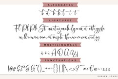 SweetServe | Modern Calligraphy Script Font Product Image 3