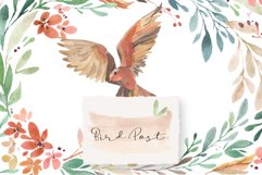 Bird Post - Watercolor Collection Product Image 1